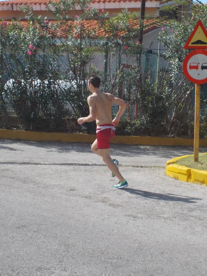 Cuba 2014 run