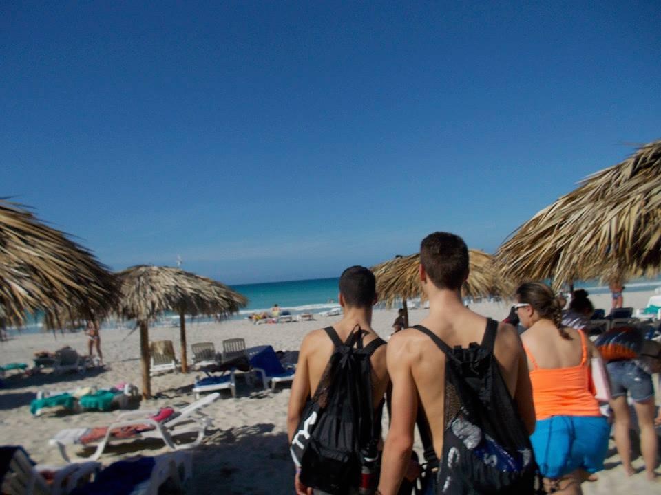 Cuba 2014 swim